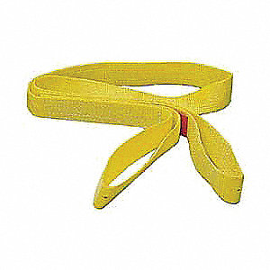 Tow Strap,Nylon,27,100 lb.,6in.,25 ft.