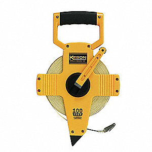 MEASURING TAPE,OPEN,15M,HOOK END
