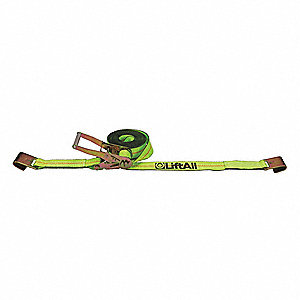 Tie Down Strap,Ratchet,Tuff-Edge,27 ft.