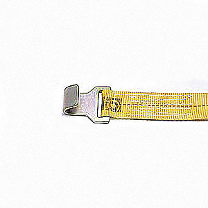 Cargo Strap,Ratchet,20 ft x 2 In,1600 lb