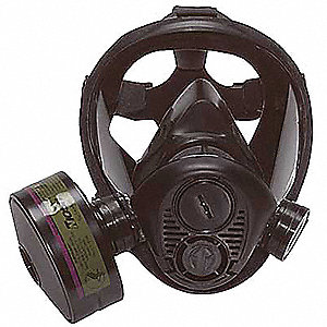 Gas Mask Canister For Use With Opti-Fit™ Tactical Gas Mask