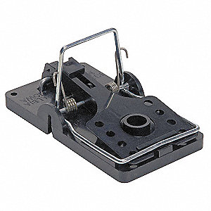 Rat Trap,5-1/2 in. L, 3 in. W