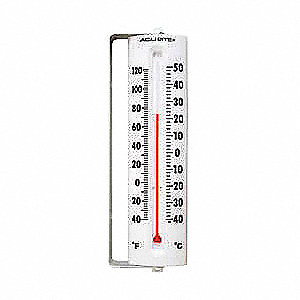 Analog Thermometer,-40 to 120 Degree F