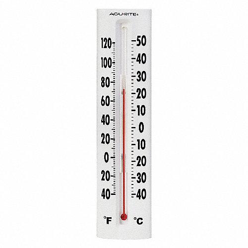 Grainger approved term metro an logo negro al 16pulg term metros para ventanas escritorios - Termometro de pared ...