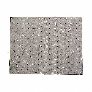 "19"" x 15"" Light Absorbent Pad for Universal / Maintenance&#x3b; PK1"