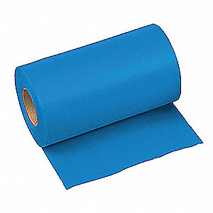 Taffeta Flagging Tape,Blue,300 ft x 6 In
