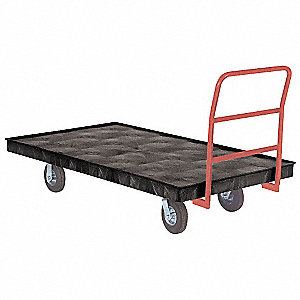 Fifth-Wheel-Steer Trailers,2000 lb.
