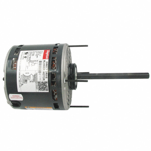 Dayton 1 3 hp direct drive blower motor permanent split for 1 3 hp motor