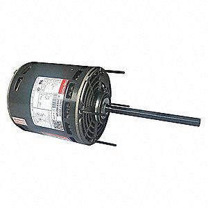 dayton 3 4 hp direct drive blower motor permanent split capacitor rh grainger com