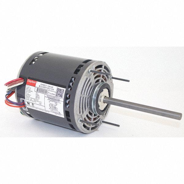 Direct Drive Blowers Product : Dayton hp direct drive blower motor permanent split