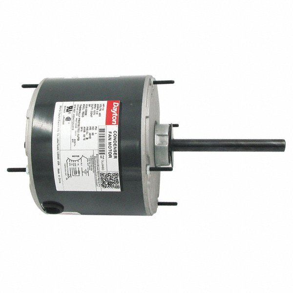 Dayton 1 4 hp condenser fan motor permanent split for General motors extended warranty plans