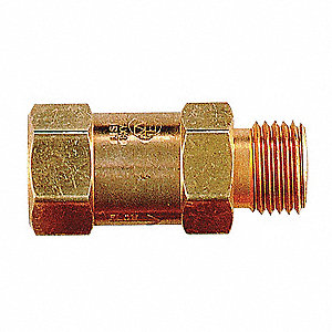 Reverse Flow Check Valve Set, 2 Pc