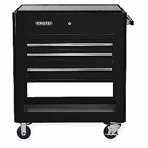 CART HEAVY DUTY BLACK