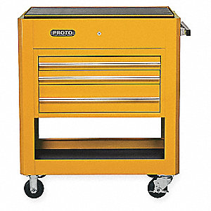 CART HEAVY DUTY YELLOW