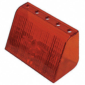 Lower Level Filter with Optics,Red