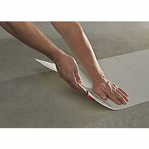 "White Disposable Tacky Mat, 45"" x 25"", 4 PK"