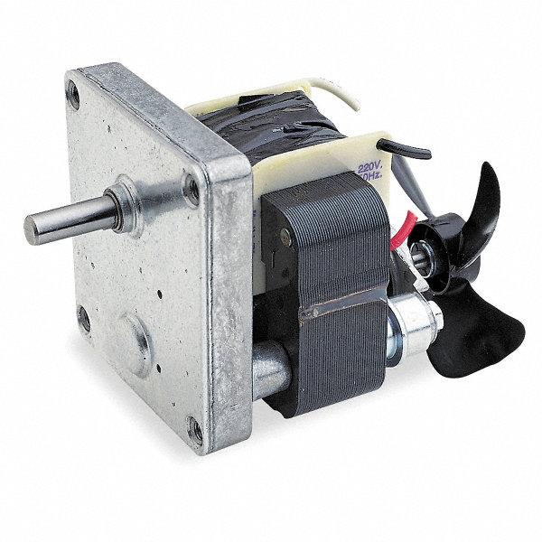 Dayton ac gearmotor 115 nameplate rpm 50 max torque 5 5 for Dayton gear motor catalog