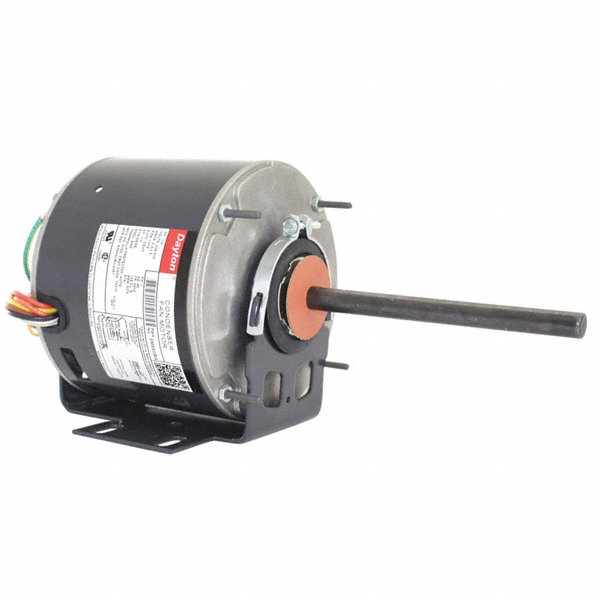 dayton 1 4 hp condenser fan motor permanent split