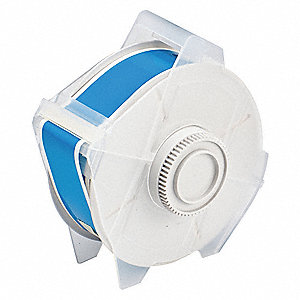 Tape,Light Blue,100 ft. L,1-1/8 In. W