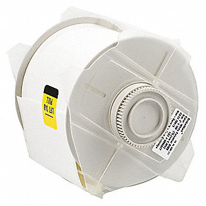 Tape,White,100 ft. L,3 In. W