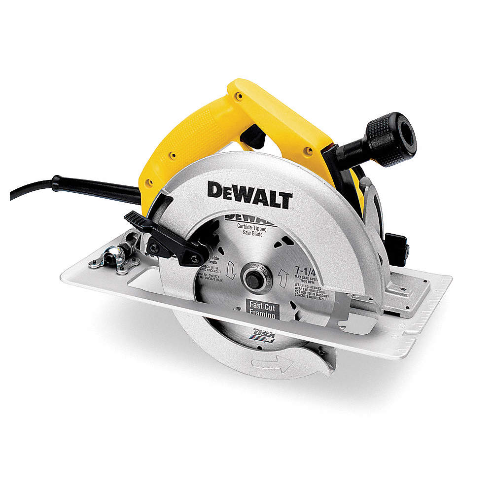 Dewalt 7 14 circular saw 5800 no load rpm 150 amps blade side zoom outreset put photo at full zoom then double click keyboard keysfo Image collections