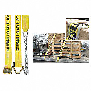 Cargo Strap,Ratchet,30 ft x 4 In,5000 lb