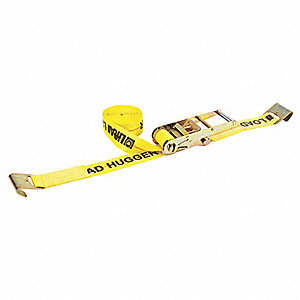Tie-Down Strap,Ratchet,30ft x 3In,5000lb