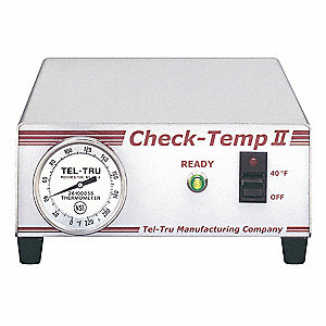Thermometer Calibrator,40 Degrees F