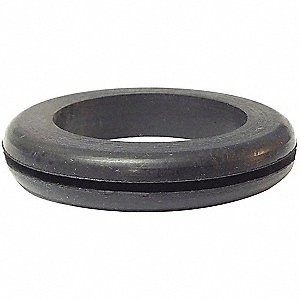 Grainger Approved Style 1 Rubber Grommet 1 1 4 In I D 1 7 8 In O D 1 16 In Panel Thickness Pk25 3mpt4 3mpt4 Grainger