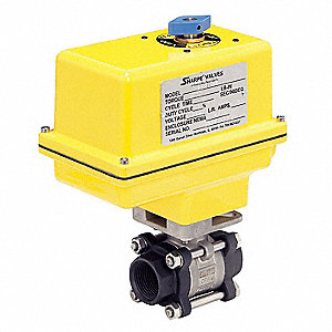 Electric Ball Valve,3/8 In.