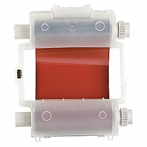 Ribbon Cartridge,Black/Red/Blue/Green