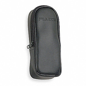 Soft Carrying Case,2 In H,8 In D,Black