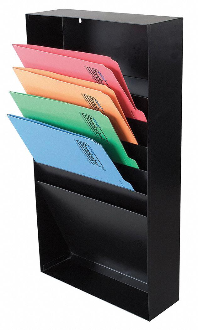 File Holder,Silver,Letter//Legal,11 Comp FELLOWES 72012