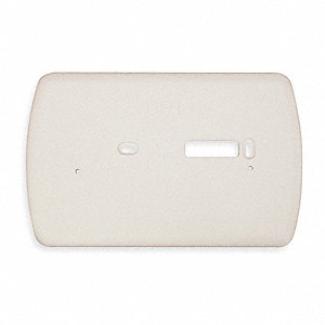 Plastic Wallplate, For Use With: Mfr Model No 1F80-361, 1F83-344, 1F82-261, 1F89-211