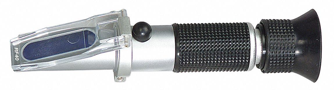 Westward 1EFX8 Refractometer Handheld