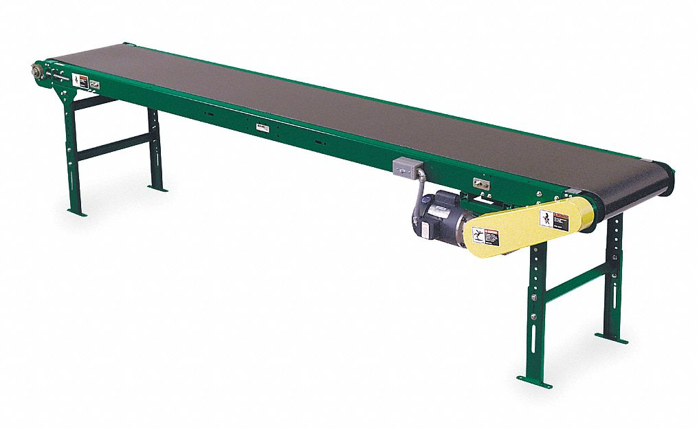 Powered Belt Conveyors