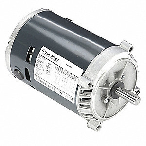 3/4 HP General Purpose Motor,3-Phase,3450 Nameplate RPM,Voltage 230/460,Frame 56C