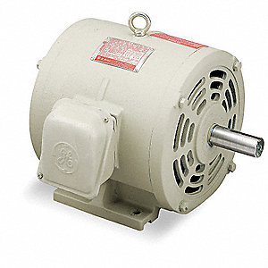 General electric motor 10 hp 3 phase 3n892 5ks215ac205 for 10 hp 3 phase electric motor