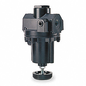 400 psi Zinc Die-Cast Standard Precision Air Regulator