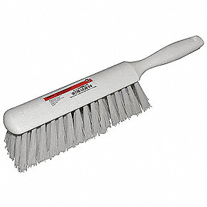 Bench/Counter Brush,Polyester,8""