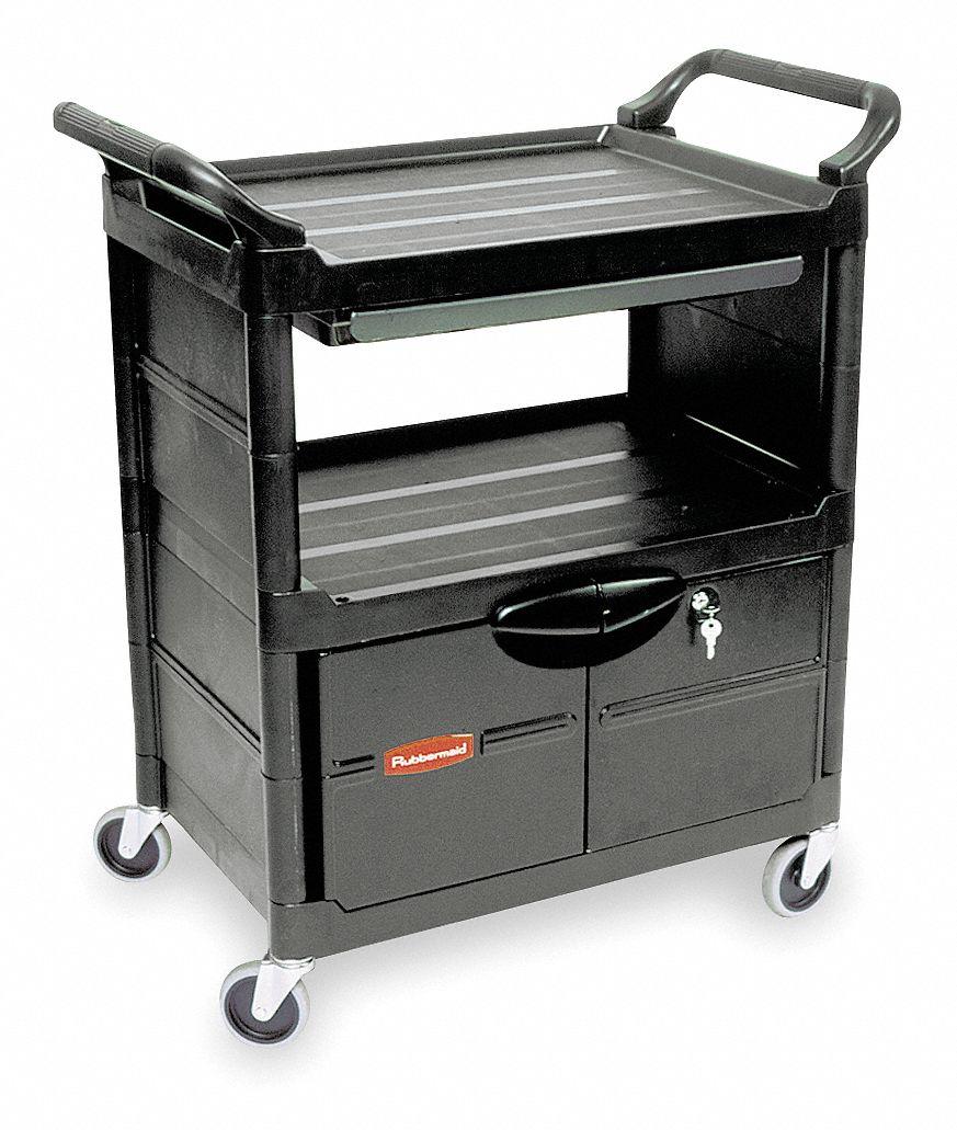 Enclosed Service Carts