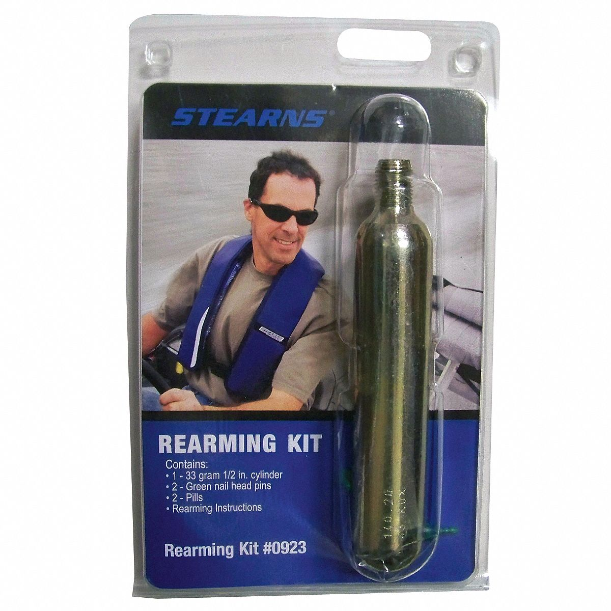 PFD Rearming Kit, For Use With PFD 1339, 1341, 1343, and 0575