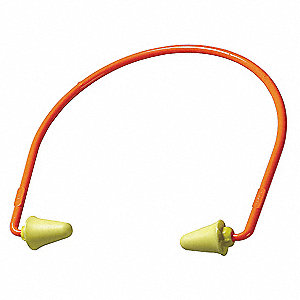Hearing Band,Reusable,28dB,Yellow