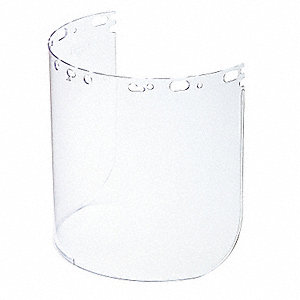 Headgear/Ratchet Clear Lens 8.5in X 15in