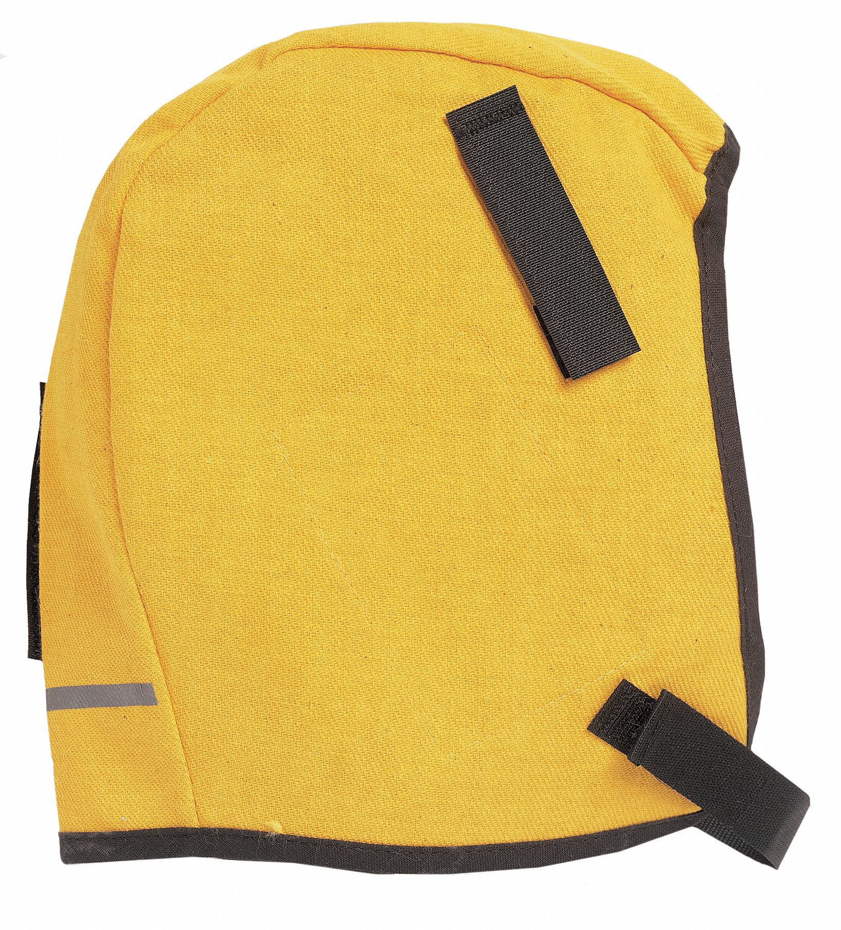 Flame Resistant Liner,  Universal Size,  Over The Head,  Gold,  Cotton,  Covers Head and Ears