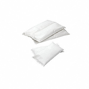 Absorbent Pillow,16 In. W,26 In. L,PK12