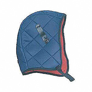 Flame Resistant Knit Cap,Blue,Nylon