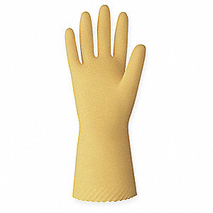 Latex Chemical Resistant Gloves