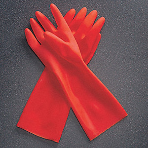GLOVE,TRI-POLY,20MIL,14IN ISO4,CR