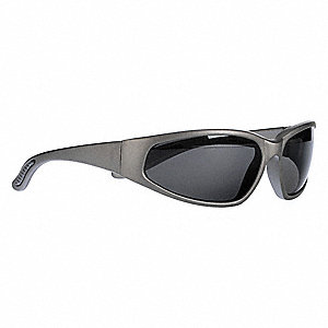 Smith & Wesson® Viewmaster Scratch-Resistant Polarized Safety Eyewear, Smoke Lens Color